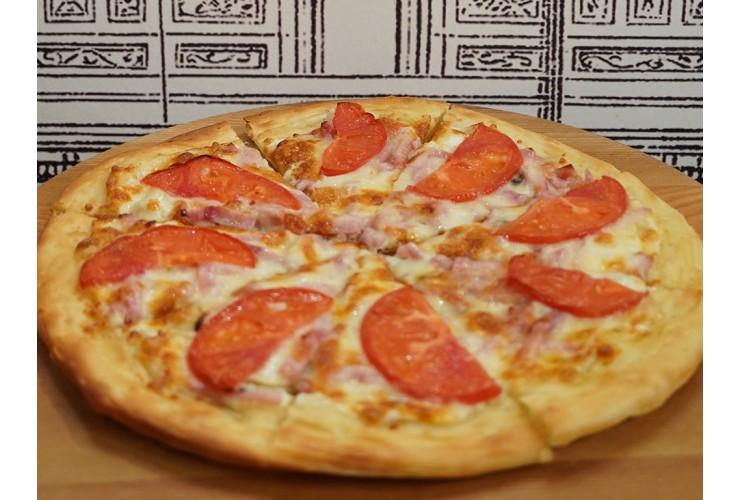 "Пицца ""Ветчина - грибы"""